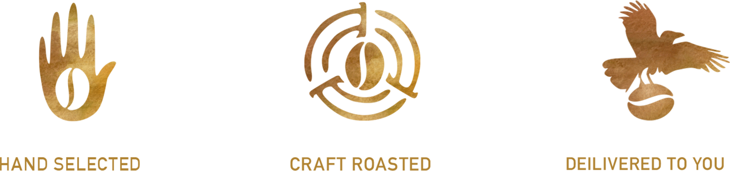 Hand Selected Craft Roasted Delivered To You
